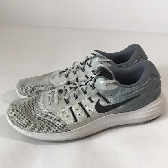 5d622b1d686 Nike Lunarstelos Athletic Shoes Mens 15 844591-002.  M 5b0d8acbc9fcdf0b4a3b33c0